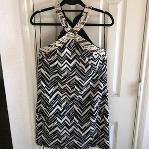 Trina Turk mini dress.